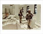 U.S. Marines patrol Mogadishu
