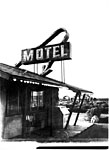 Desert Motel Sign