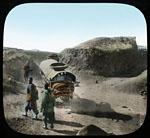 Baggage wagon, Honan province