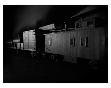 Train Dreams, Station (2011)
