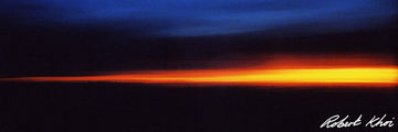 Sunset at 36,000ft